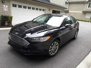 Good as new - 2017 Model - Ford Fusion