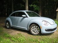 2013 Volkswagen Beetle Coupé (2 portes)