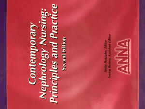 Contemporary Nephrology Nursing: Principles and Practice 2nd ed.