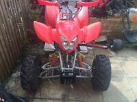 Quad 150 cc