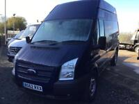 Ford Transit 2.2TDCi ( 125PS ) ( EU5 ) 350L High Roof Van 350 LWB Trend