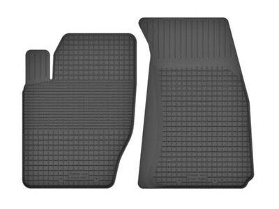 Fußmatten Peugeot 107 2005-2014 Schwarz Autoteppiche Nadelfilz 4tlg