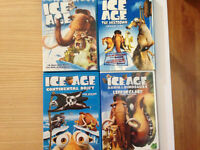 Ice Age DVD COLLECTION