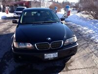 2004 BMW 3-Series Sedan : Price can be negotiated