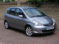 FINANACE AVILABLE!!! 2007 HONDA JAZZ 1.4 i-DSI SE, 1 YEAR MOT, 2 FORMER KEEPERS