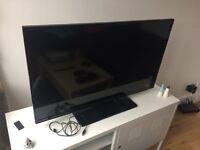 "40"" Hitachi LCD flatscreen"