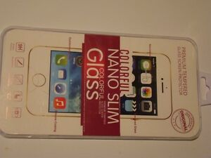 iPhone 6 6S Screen Protection with Scratch proof Tempered Glass Regina Regina Area image 7