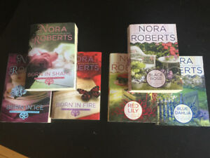 Nora Roberts 2 collections