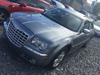 2006 CHRYSLER 300 C ALL WHEEL DRIVE HEMI WOW,@902-293-6969