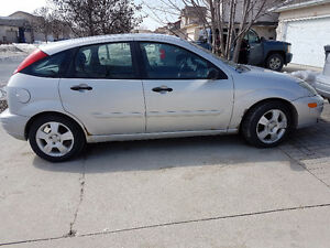 2004 Ford Focus XZ5 Hatchback, new safety