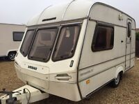 1992 2 berth lunar in fantastic condition with full awning