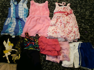 4t dresses and shorts ....all 9 items for $10
