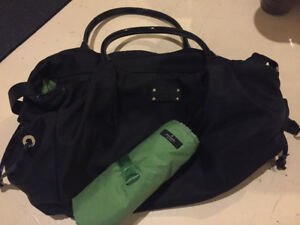 Kate Spade Diaper Bag and Change Pad in Mint Condition