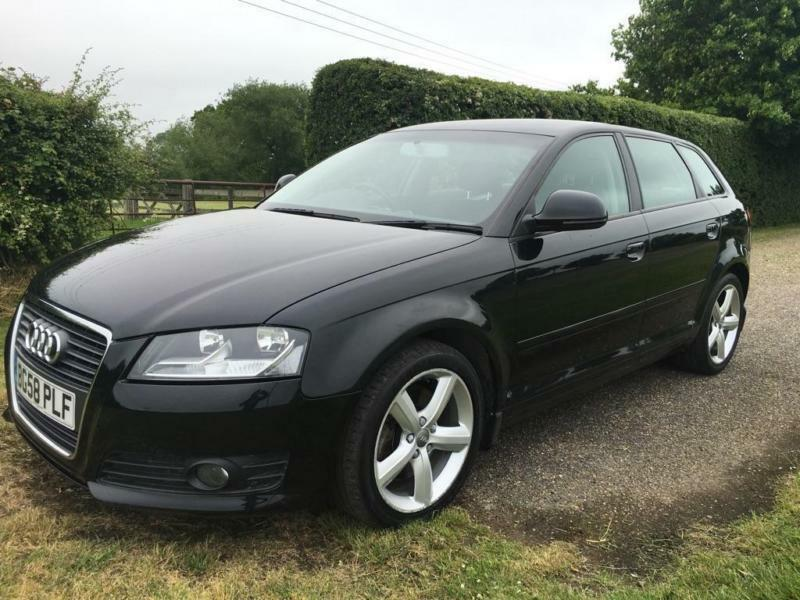 2008 audi a3 2 0 tdi sport sportback 5dr in stock essex for Dimensioni audi a3 sportback 2008