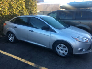 Ford Focus 2014 seulement 70,000km