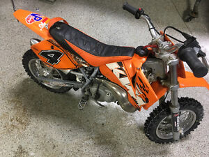 Ktm 50 jr. 2007 ready to ride.
