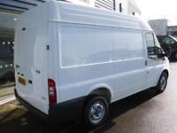 2013 Ford TRANSIT 260 SWB SHR 100PS VAN *F/S/H* Manual Medium Van