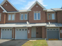 Minto's Best Townhome For Rent July 01st, 2015, Barrhaven