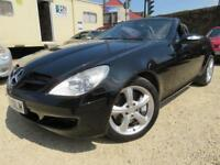 Mercedes-Benz SLK350 3.5 SLK350 LEATHER INTERIOR+F/MERCEDESS/H+SAT NAV