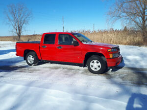 2008 Chevrolet Colorado LT Crew Cab
