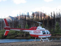 Helicopter pilot hiring