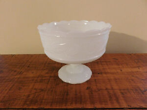 Vintage Milk Glass from EO Brody Co Cleveland, Ohio