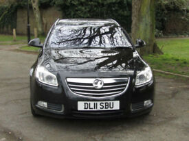 2011 Vauxhall Insignia 2.0CDTi Elite Automatic Estate**SAT NAV**TOP SPEC**FSH**