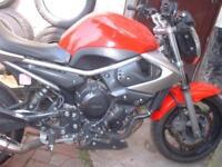 Yamaha XJ6N MOTORCYCLE