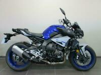 YAMAHA MT-10, 20 REG 0 MILES, ICON BLUE PRE REGISTERED 1000cc HYPER NAKED BIK...