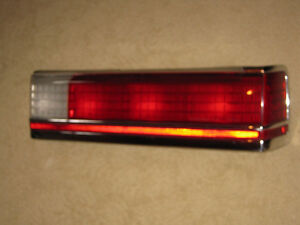 Grand Marquis Right rear tail light assembly.