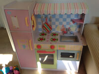Children's play kitchen from Costco