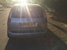 Ford CMax 1.6 TDCI Auto SPARES OR REPAIRS