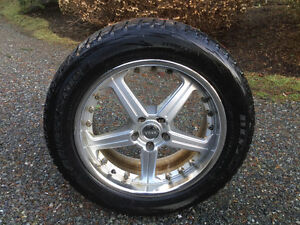 Voxx rims and winter tires