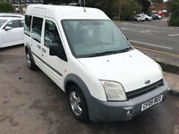 2005 Ford Tourneo Connect 1.8TDCi LWB 5 Seat Van Crew Cab £1750 incl VAT New MOT