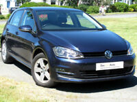 Volkswagen GOLF MATCH 1.6 TDI 105ps BMT 2015 : 27k mi