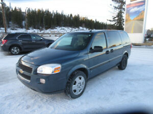 2007 Chevrolet Uplander - 4 to CHOOSE from!