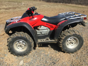 2009 HONDA 680 RINCON.......FINANCING AVAILABLE