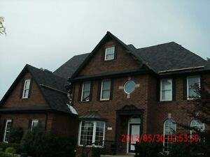 ROOF SPECIALIST SHINGLE & FLATS REPAIRS STARTIG & 150 Windsor Region Ontario image 2