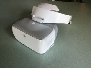 DJI GOGGLES with focus fixers inserts( no need for glasses)
