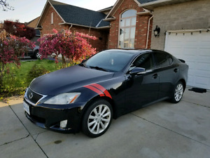 Lexus IS 250 AWD FULLY LOADED WITH NAVI+REMOTE STARTER