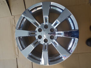 20 inch set of 4 gm rims