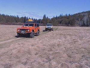 ford bronco's and prince george fathers day show and shine