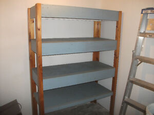 Plant Stand With Three Shelves
