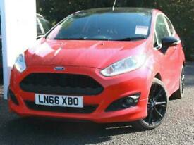 image for 2016 Ford Fiesta Ford Fiesta 1.0 E/B 140 Zetec S Red Edition Nav 3dr Hatchback P