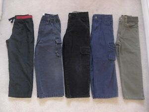 Boys Toddler Pant Lot (5 Pairs For Only $15.00)