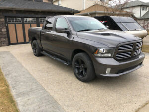 Excellent Condition Loaded Ram Quad Cab with under 100kms