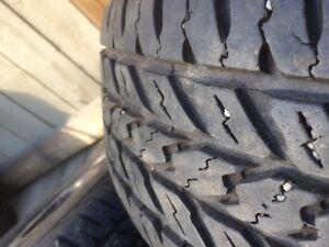 205/65/15 all season tires Edmonton Edmonton Area image 2