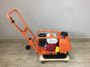 Commercial Honda Plate Compactor GX160, Tamper, Heavy Duty, NEW