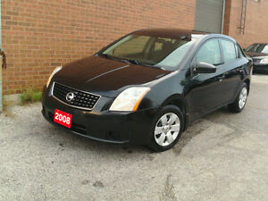 2008 Nissan Sentra Sedan **CERTIFIED AND ETESTED**