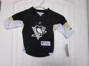 PITTSBURGH PENGUINS Infant Baby Jersey